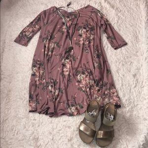 NWT floral dress!🌸